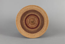 Fine Twined Twana Basket with Skokomish Dogs