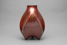 Hand Hammered Copper Vessel, Mexico