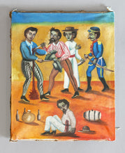 Untitled Study (Knife Fight), Mexican School, c. 1960