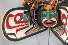 Thunderbird Transformation Mask, c. 1980 by Lelooska (1933 - 1996)
