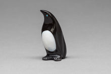 Penguin by Calvert Bowannie, Zuni