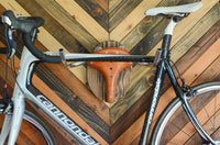 "Bicycle Rack Taxidermy -- ""The Highland"""