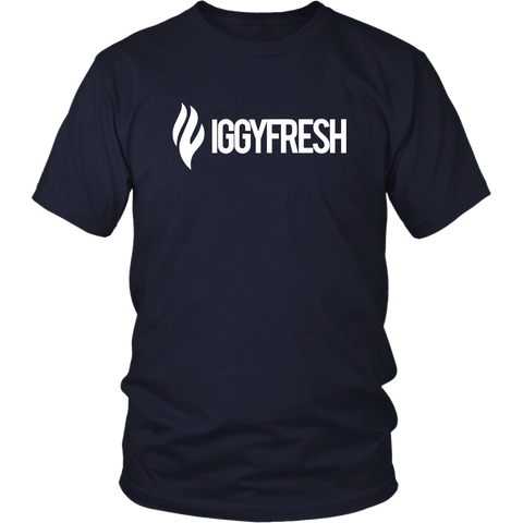 Limited Mens IGGYFRESH logo Design