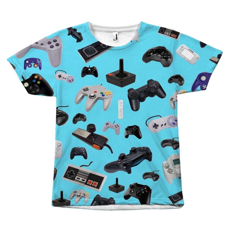 Mens Gaming Evolution  T-Shirt