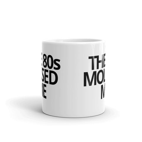 Raised & Molded Mug