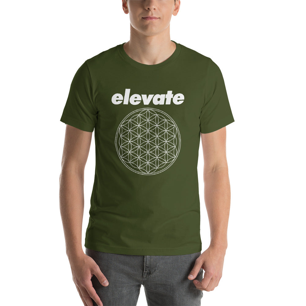 Unisex Elevate Tree Of Life  T-Shirt