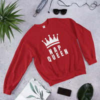 Woman's Nap Queen Sweatshirt