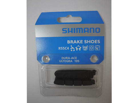 BR-9000 BRAKE PAD INSERTS R55C4 for ALLOY RIMS 2 PAIR