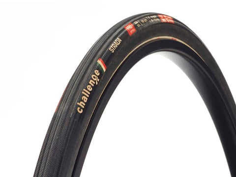Challenge Strada Pro Black Clincher 25mm