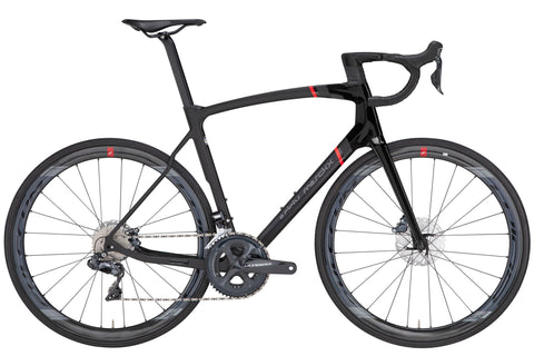 Eddy Merckx 525 Ultegra DI2 Black Disc