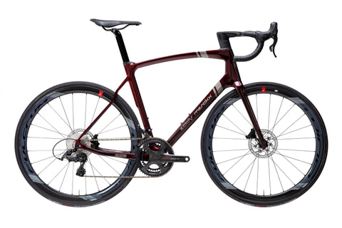 Eddy Merckx 525 Ultegra DI2 Red Disc