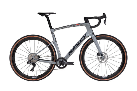 Ridley Kanzo Fast GRX800 Di2 Anthracite Metallic