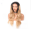 Barbs Body Wave Ombre 1B/27 Ombre Color lace Front Wig