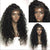 ABBY 360 Curly Hair Lace Wig