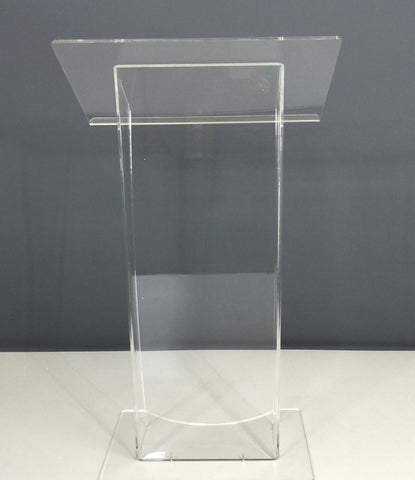 Chaplain acrylic podiums & lecterns