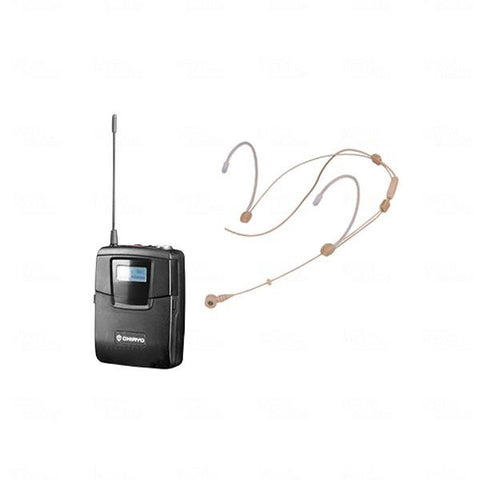 CHIAYO SM6100/NHS777 Headset Mic and Bodypack Transmitter