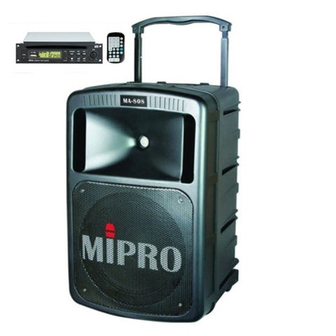 MiPro MA808PACD Portable PA System