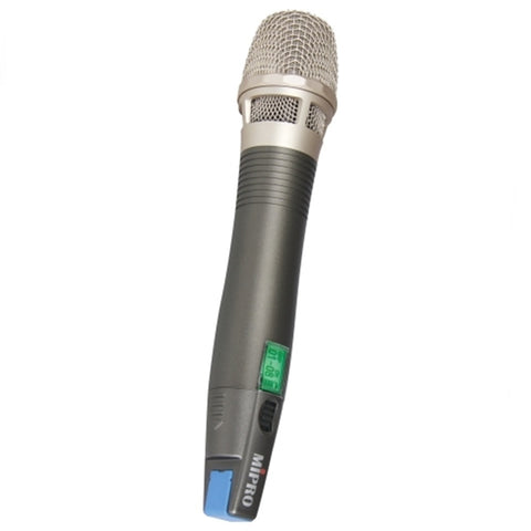 Mipro ACT72HC Rechargeable Wireless Handheld Microphone