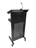 Economy Lectern with Free Metro shipping and portable lecturn