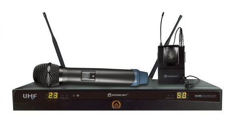 Wireless Microphone System Package - 3300