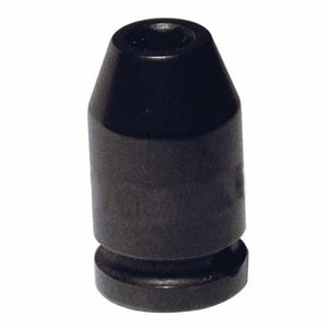 Armstrong 18-082 Magnetic SAE Standard Length Impact Power Socket, 3/8 in Socket, 1/4 in Drive, 1 in OAL, 6 Points