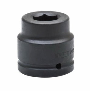 Armstrong 23-046 SAE Standard Length Impact Socket, 1-7/16 in Socket, 1-1/2 in Drive, 3-1/8 in OAL, High Alloy Steel