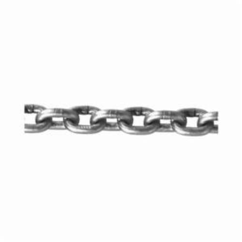 Campbell 0192711 Welded Proof Chain, Single Loop, Straight Link, 3/16 in Trade, 930 lb Load, 1 ft L