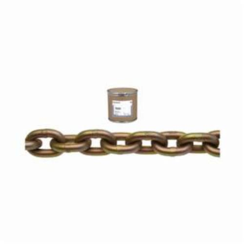 Campbell 0510810 System 7 Welded Proof Transport Chain, Single Loop, 1/2 in Trade, 11300 lb Load