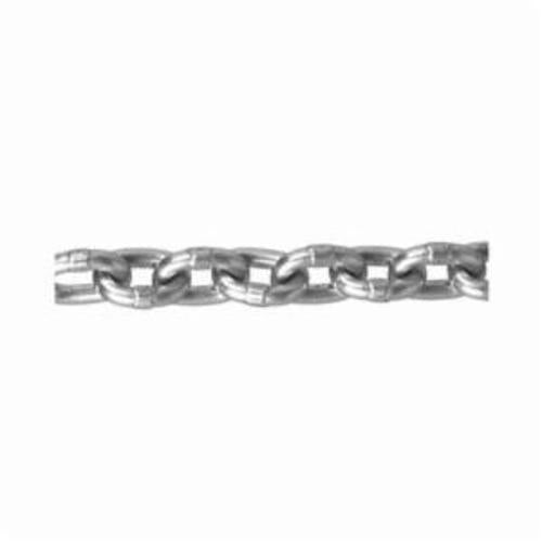 Campbell 0635211 Proof Chain, Straight Link, 17/64 in Trade, 550 lb Load, 1 ft L