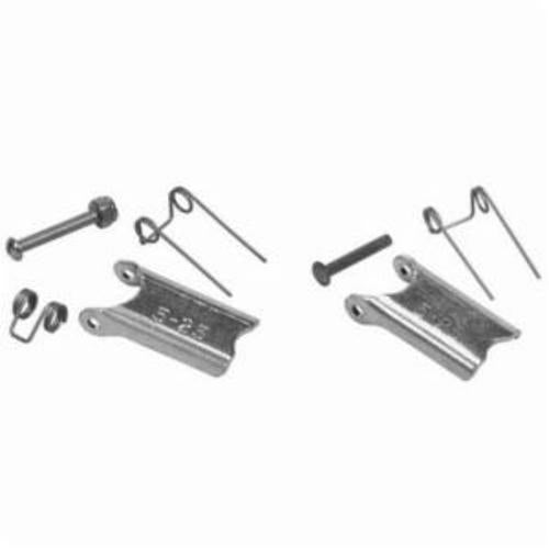 Campbell 3991405 Universal Replacement Latch Kit, For Use With Campbell NO 7-27 Hook, Zinc Plated