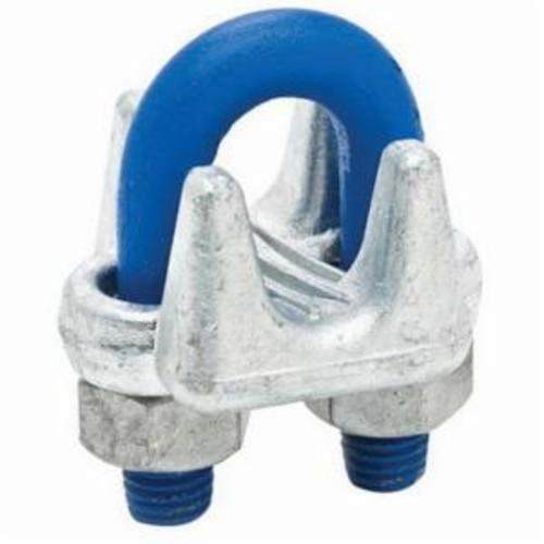 Campbell 6990934 Wire Rope Clip, 9/16 in, Forged Carbon Steel, 3