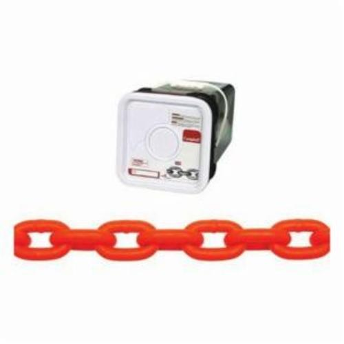 Campbell PD0143426 Proof Coil Chain, 1/4 in Trade, 1300 lb Load, 30 Grade, 75 ft L