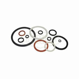 800-G-BU Cam and Groove Gasket, 8 in, 8-1/8 in ID x 9-5/16 in OD x 11/32 in Thk, Buna-N, Domestic