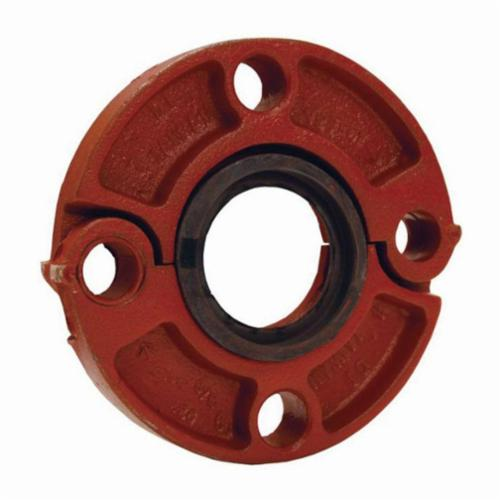 SF Series Split Flange, 4 in, Ductile Iron
