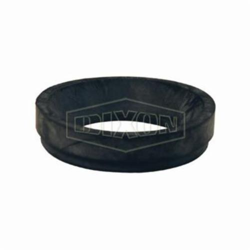 Air King4-Lug Washer, 2-3/8 in OD x 17/32 in Thk, Rubber, Domestic