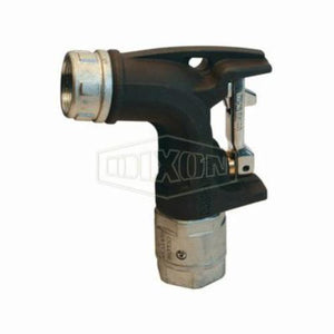 BL072NS Ball Nozzle, 1-1/2 in FNPT Swivel x 1-1/2 in Spout, Aluminum, Domestic