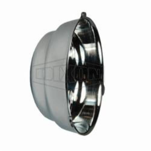 BS-05-R100-200 Short/Long Strainer Cap, For Use With In-Line Filter/Strainer, 1 to 2 in, 316L Stainless Steel