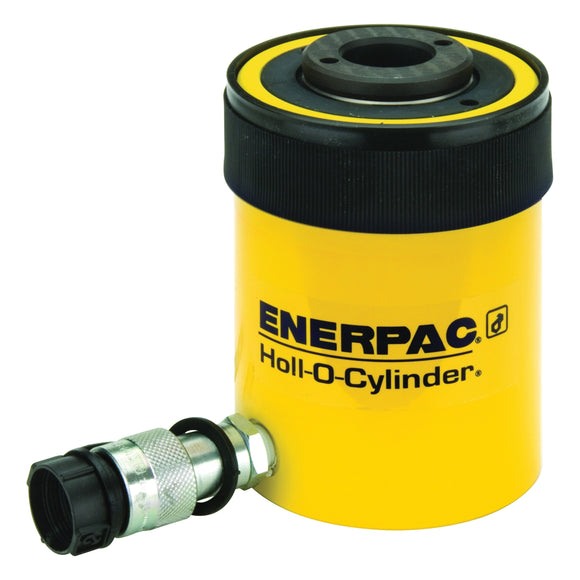 RCH Single Acting Spring Return Plunger Cylinder, 20 ton, 2.88 in Dia Bore, 2 in Stroke, 6.38 in H, 2.13 in Dia
