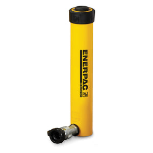 RC DUO General Purpose Single Acting Hydraulic Cylinder, 10 ton, 1.69 in Dia Bore, 6.13 in Stroke, 9-3/4 in H