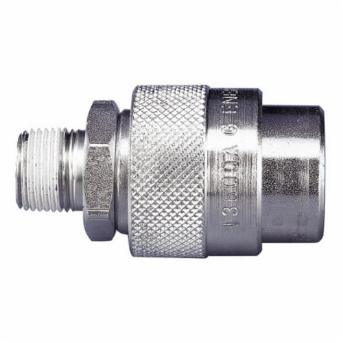 C Series High Flow Hydraulic Coupler, 43167, FNPT, Steel