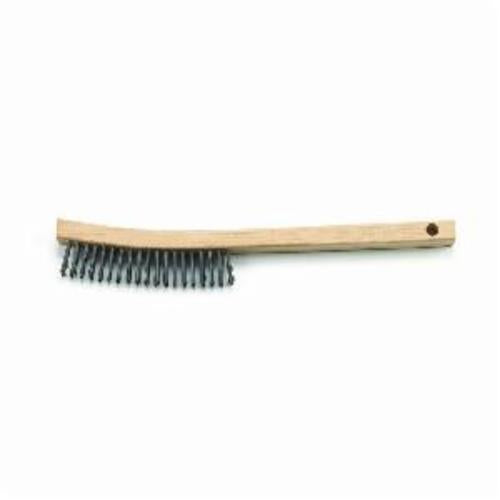 GearWrench 2310D Wire Scratch Brush, 1-1/8 x 6 in Brush, 14 in OAL