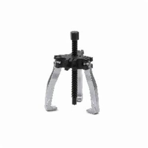 GearWrench 3626 Ratcheting Puller, 7 ton, 2 or 3 Index/Reversible Jaw, 6-3/4 in Jaw Reach, 10 in