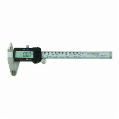 GearWrench 3756D Digital Caliper With Large LCD Window, 0 - 6 in, Stainless Steel
