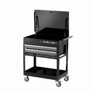 GearWrench XL Heavy Duty Tool Cart, 36 in H x 31-1/2 in W x 20-1/2 in D, 20 ga THK, Steel