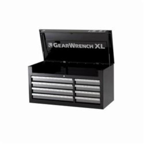 GearWrench GET IT DONE XL Heavy Duty Tool Chest, 20-1/2 in H x 41 in W x 18-1/4 in D, Steel, Aluminum Handle