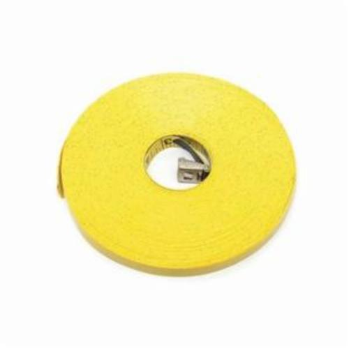 Lufkin Hi-Viz O706L Replacement Tape Measure Refill, 1/2 in W x 100 ft L Blade, Fiberglass, English