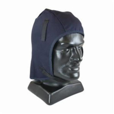 363-1ML2FB 2-Layer Winter Liner With FR Treated Outer Shell, One Size Fits Most, Navy Blue, Head/Ears