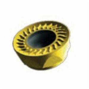 Pramet 6755678 Positive Milling Insert, Round, RCMT Insert, RCMT 1606MOSN-M ISO, Carbide, 8230