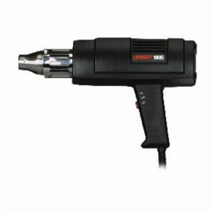 Weller 1095 Dual Temperature Electric Heat Gun, 7.4/5.6 cfm, 120 V