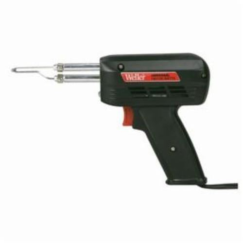 Weller 8200D Universal Soldering Gun, 230 VAC, 100 - 140 W, 2 mm Tip Dia, 6 ft Cord, Pistol Grip Handle